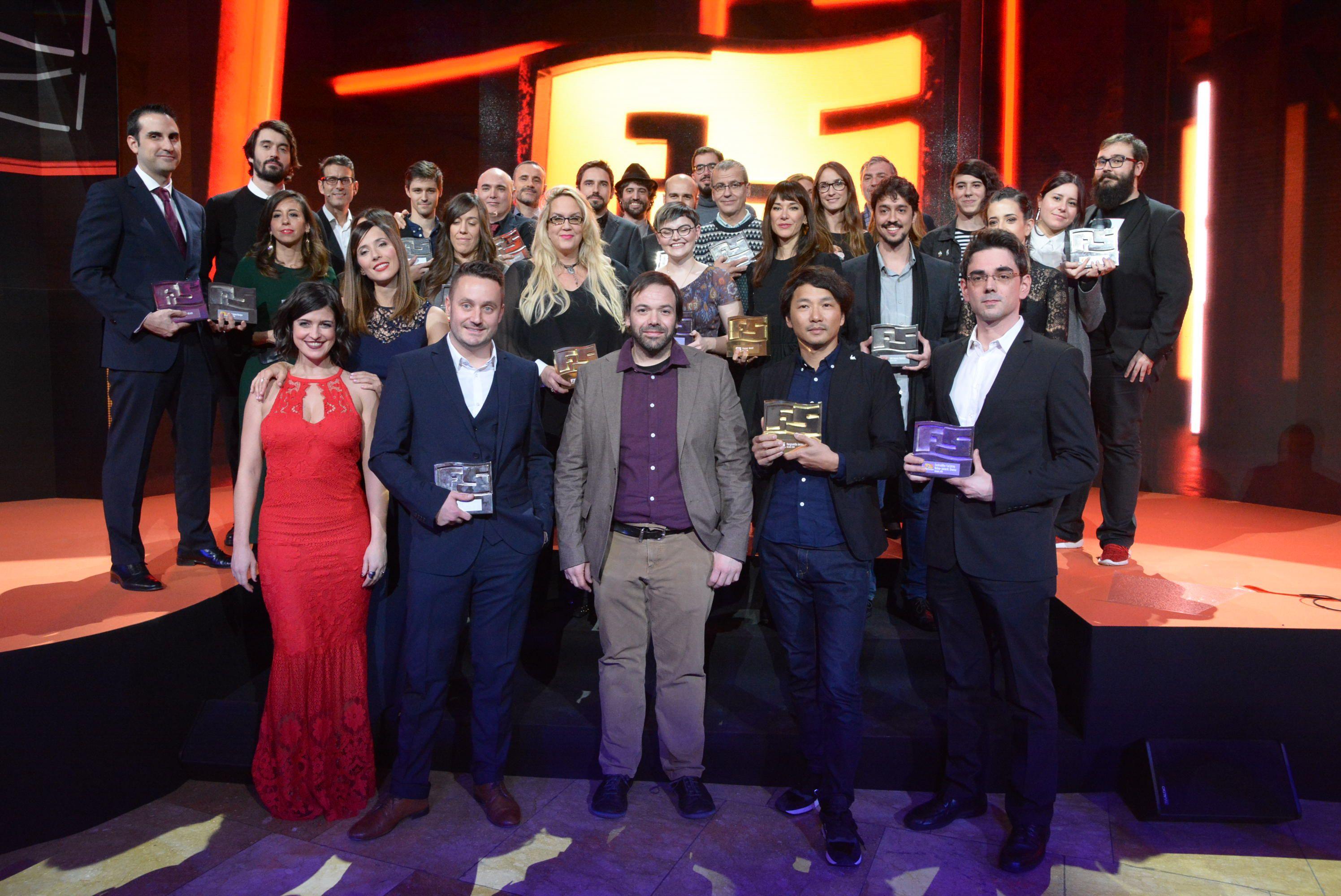 Foto de Premiados Titanium 2018