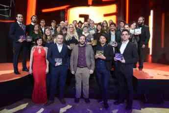 Premiados Titanium 2018