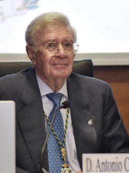 Antonio Colino, nuevo presidente de la Real Academia de Ingeniería