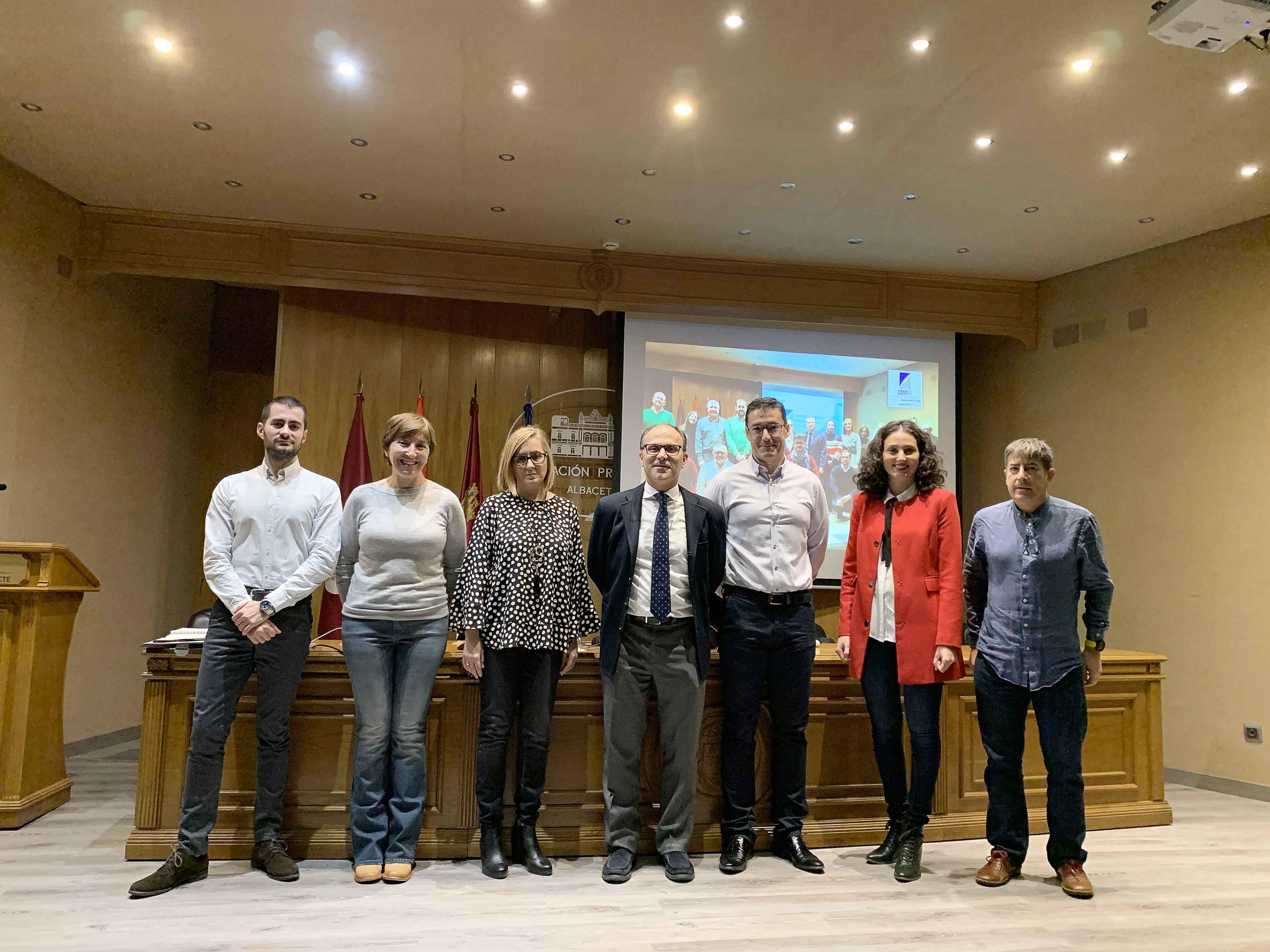 Foto de Asamblea Cosital Albacete