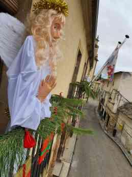 Foto de Decoración de Navidad de Almonacid