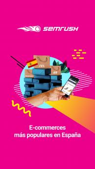 E-commerces más populares en España