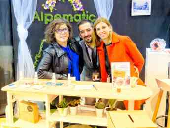 Foto de Franquiciados Alpematic en la Feria Vigo-Bodas