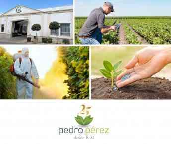 Pedro Pérez Agrícola