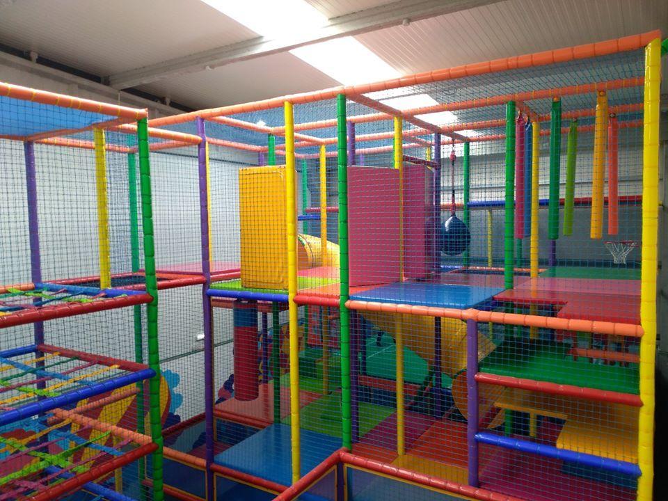 Icolandia crece en Portugal por la calidad y adaptabilidad de sus parques infantiles de interior