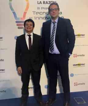 VORTAL es premiada como la mejor plataforma de compras electrónicas de España