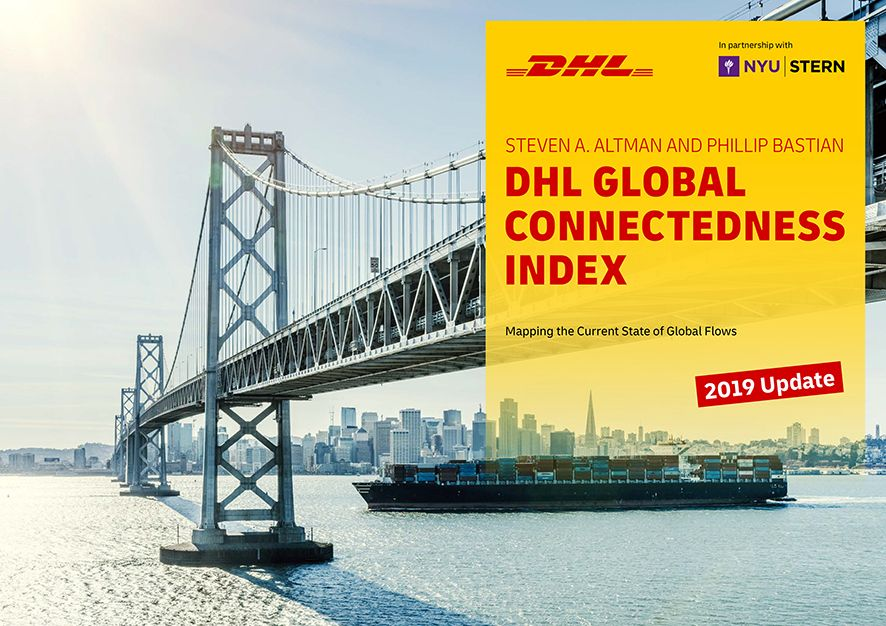 Foto de Índice Global de Conectividad de DHL