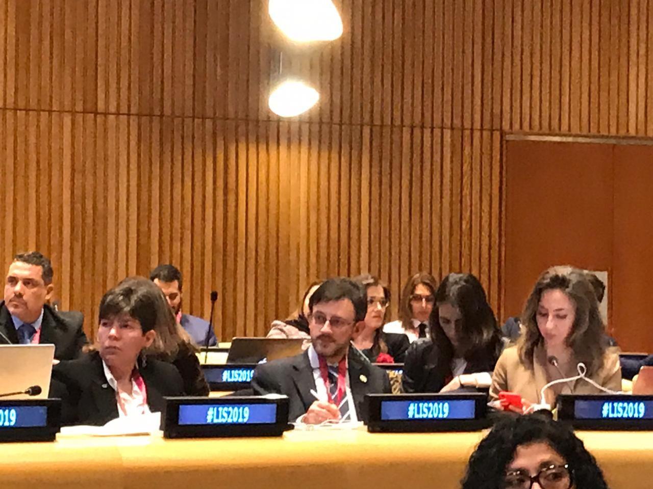 La Red de Directores de RRHH ha participado en la Cumbre de la ONU ?Latino Impact Summit 2019?
