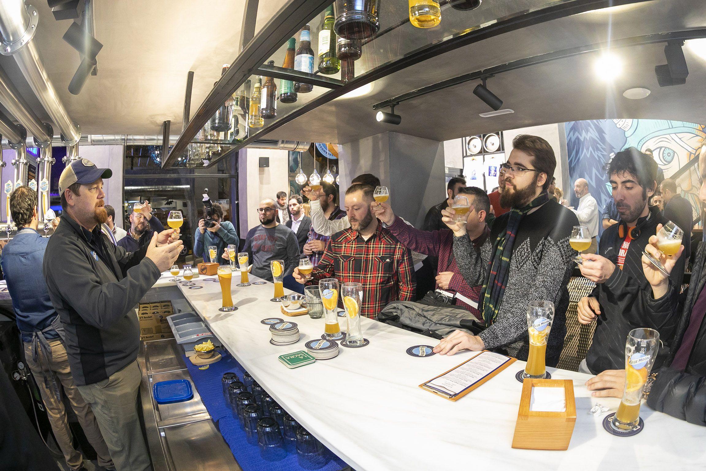 Fotografia Degustación de cervezas