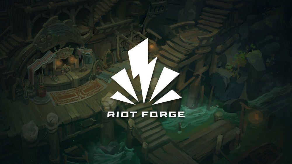 Fotografia Riot Forge