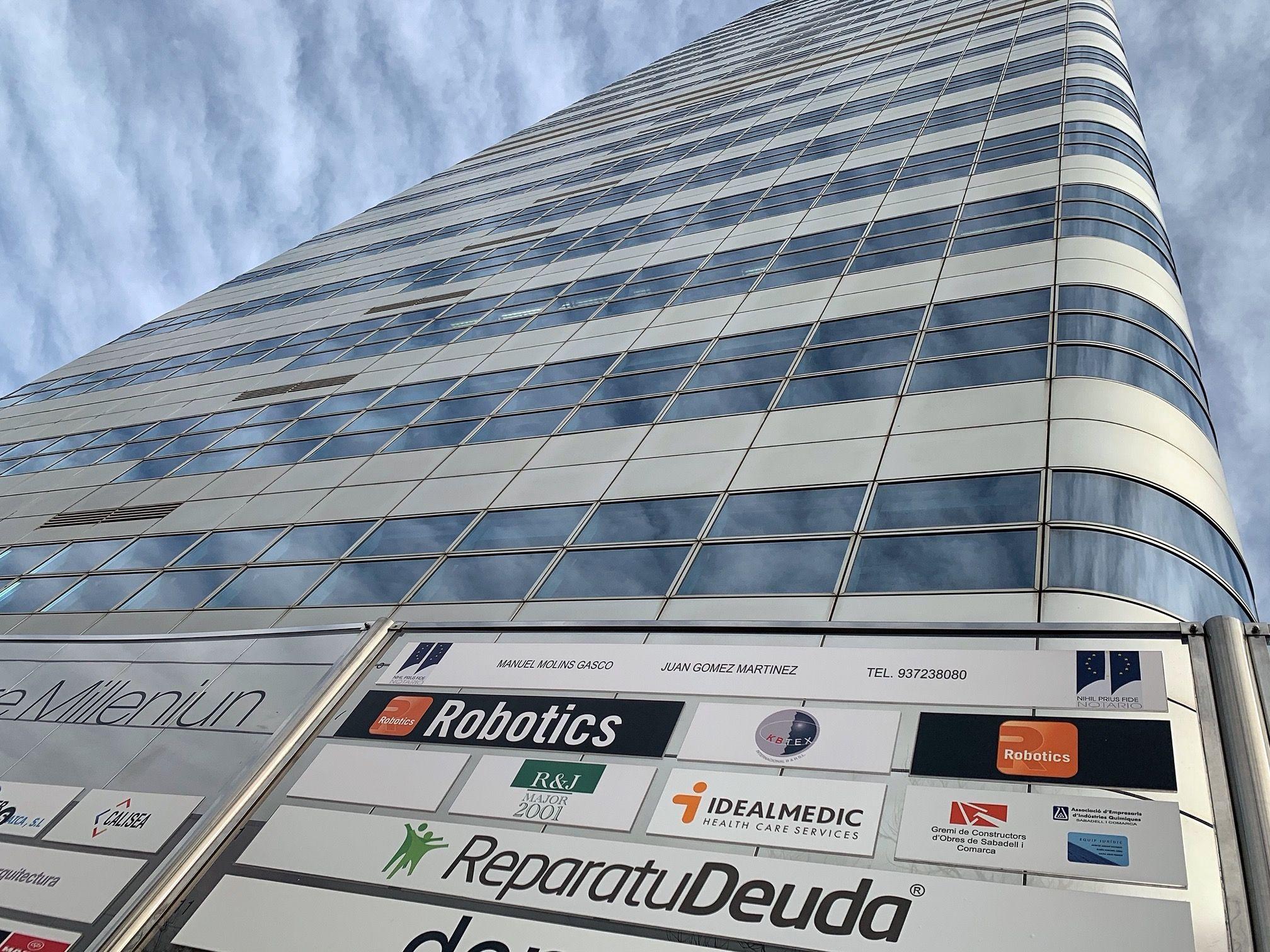 Foto de Oficinas centrales de Repara tu deuda