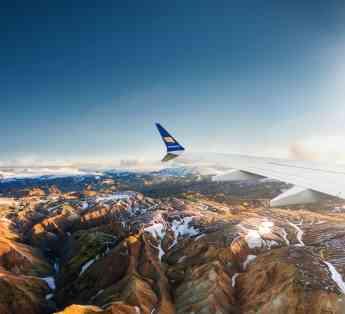 Icelandair reanuda un vuelo directo entre Barcelona y Reikiavik