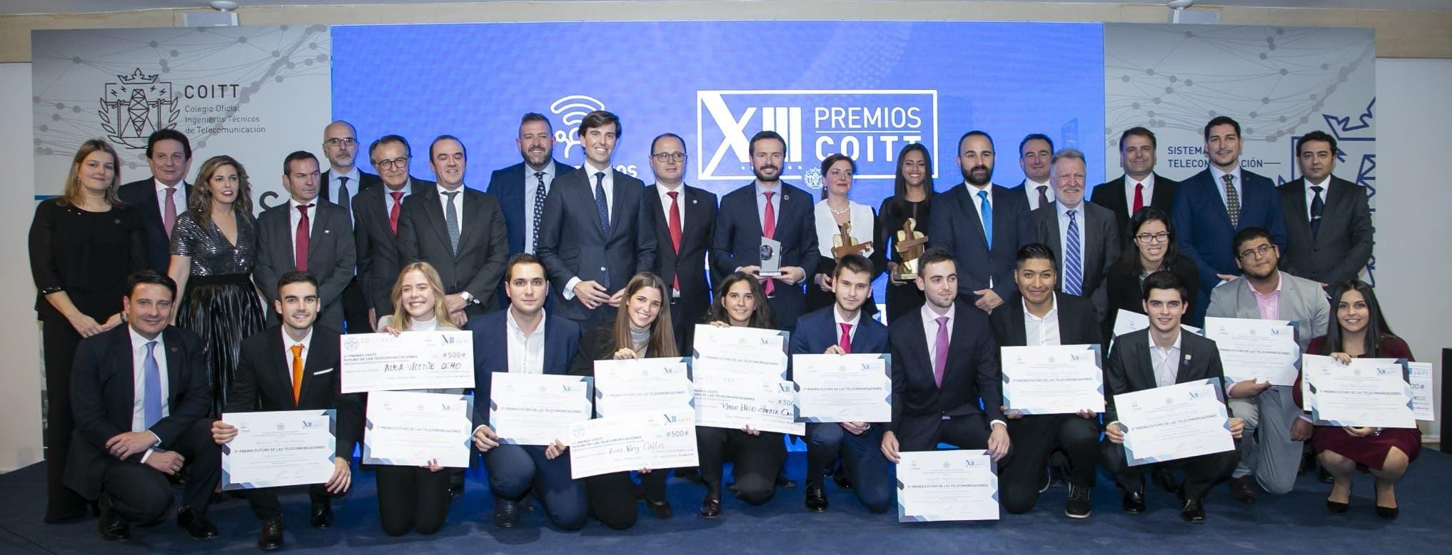 Foto de Foro-Premios COITT 19