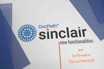 Foto de El software documental de DocPath Sinclair ha mejorado aún