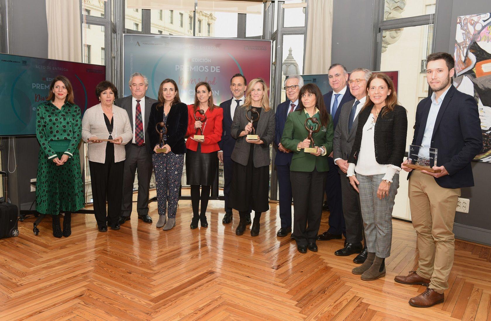 Foto de Premios Diversidad e Inclusión