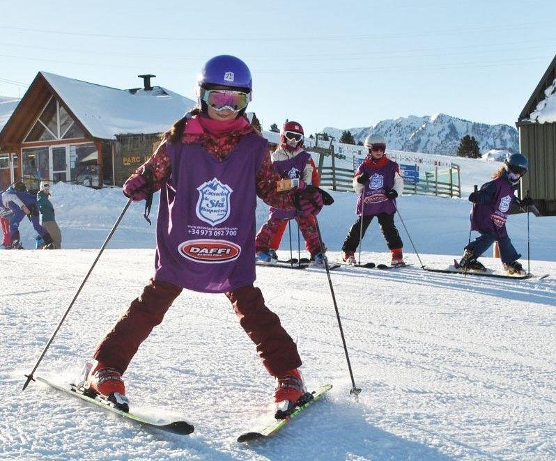 Foto de Escuela Ski Baqueira arranca la temporada de nieve