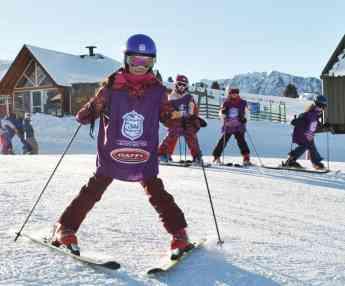 Escuela Ski Baqueira arranca la temporada de nieve