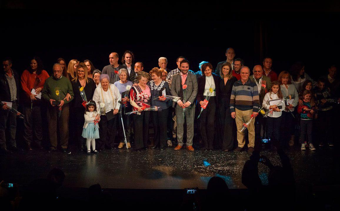 Foto de Ganadores de la XIV Edición de los Premios ASISPA a la