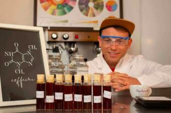 COFFEENESS ha examinado 15 bebidas de café para comprobar cuál es su contenido real de cafeína