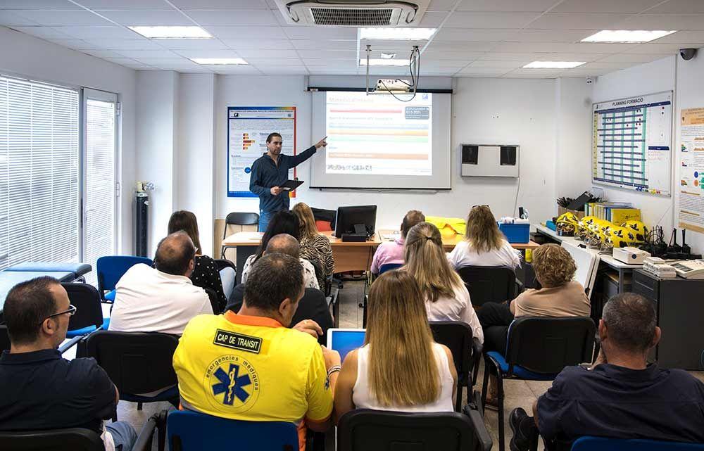 Foto de Formación Grup La Pau
