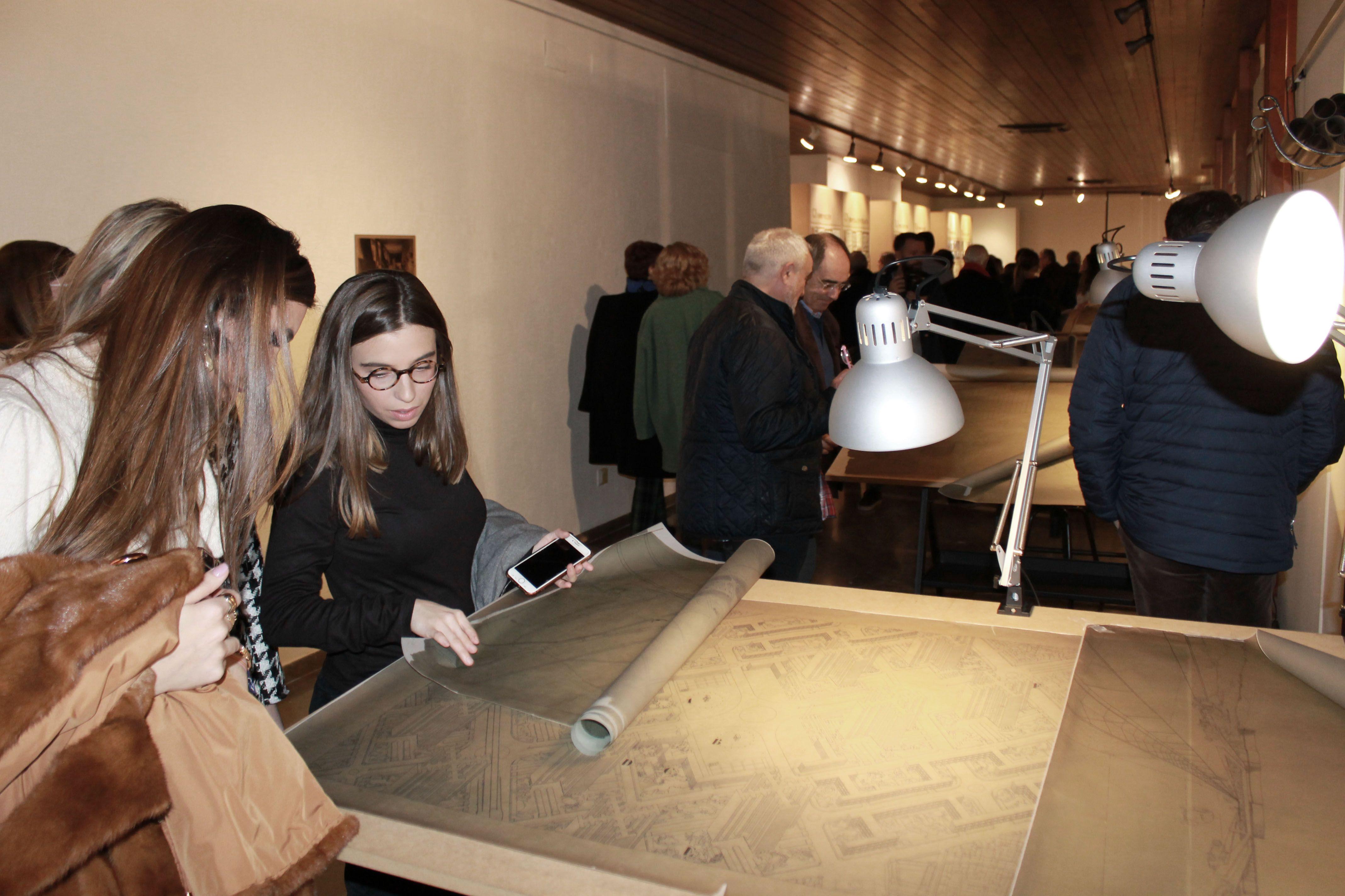 """Foto de """"Le Corbusier. Paris n´est pas Moscou"""", en el Museo de"""