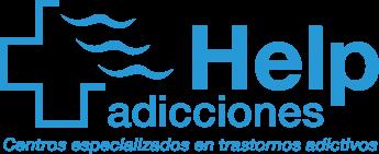 Logotipo de Help Adicciones