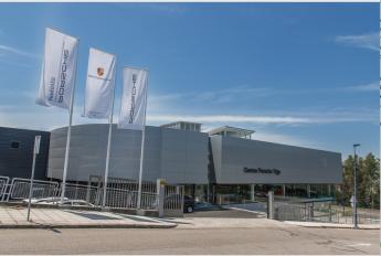 Centro Porsche Vigo (Schneider Electric)