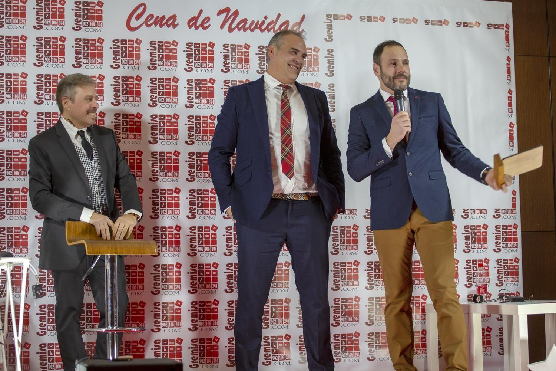 Premios Gremisa Asistencia 2019