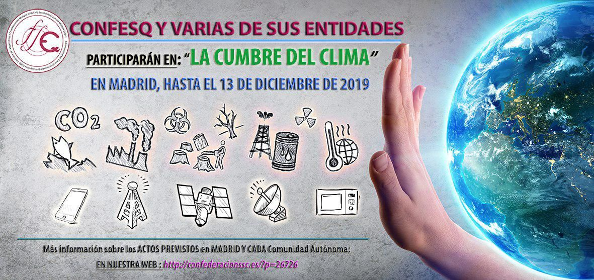 Foto de Enfermedades Ambientales en la Cumbre del Clima.