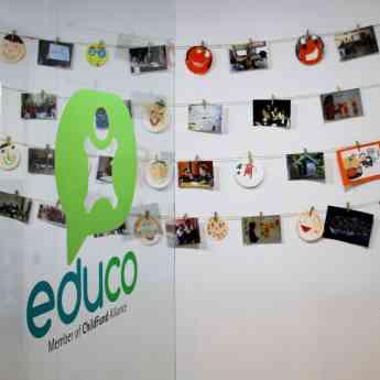 Sede de la Fundación Educo