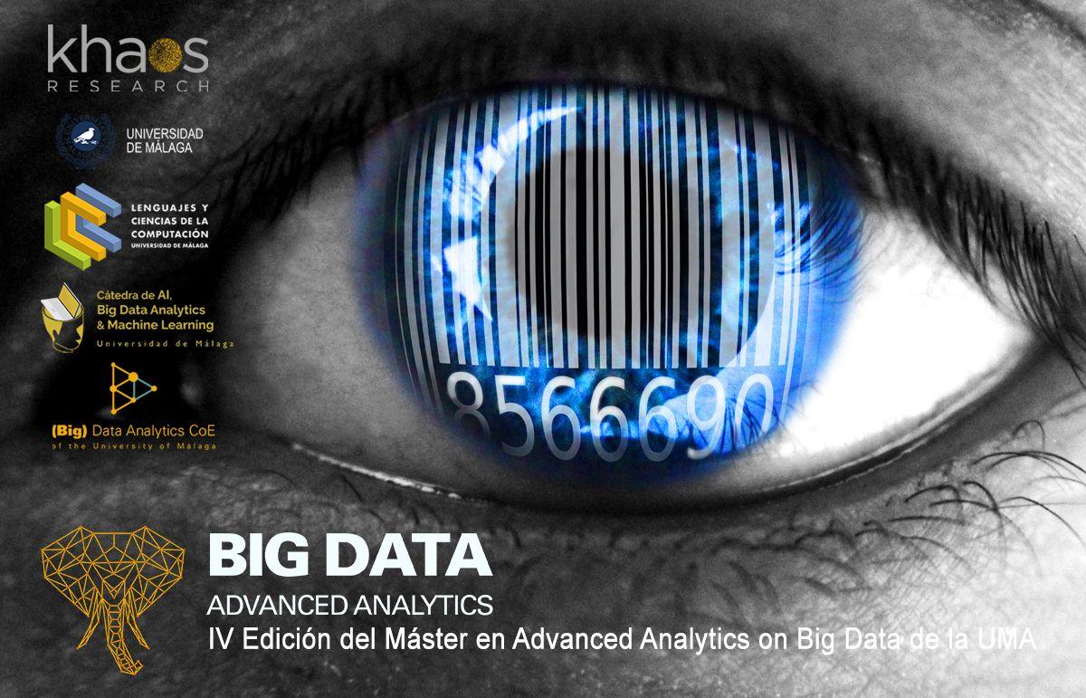 Foto de IV Edición del Máster en Advanced Analytics on Big Data de