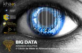IV Edición del Máster en Advanced Analytics on Big Data de la UMA
