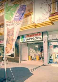 Tienda Física Mascota Planet