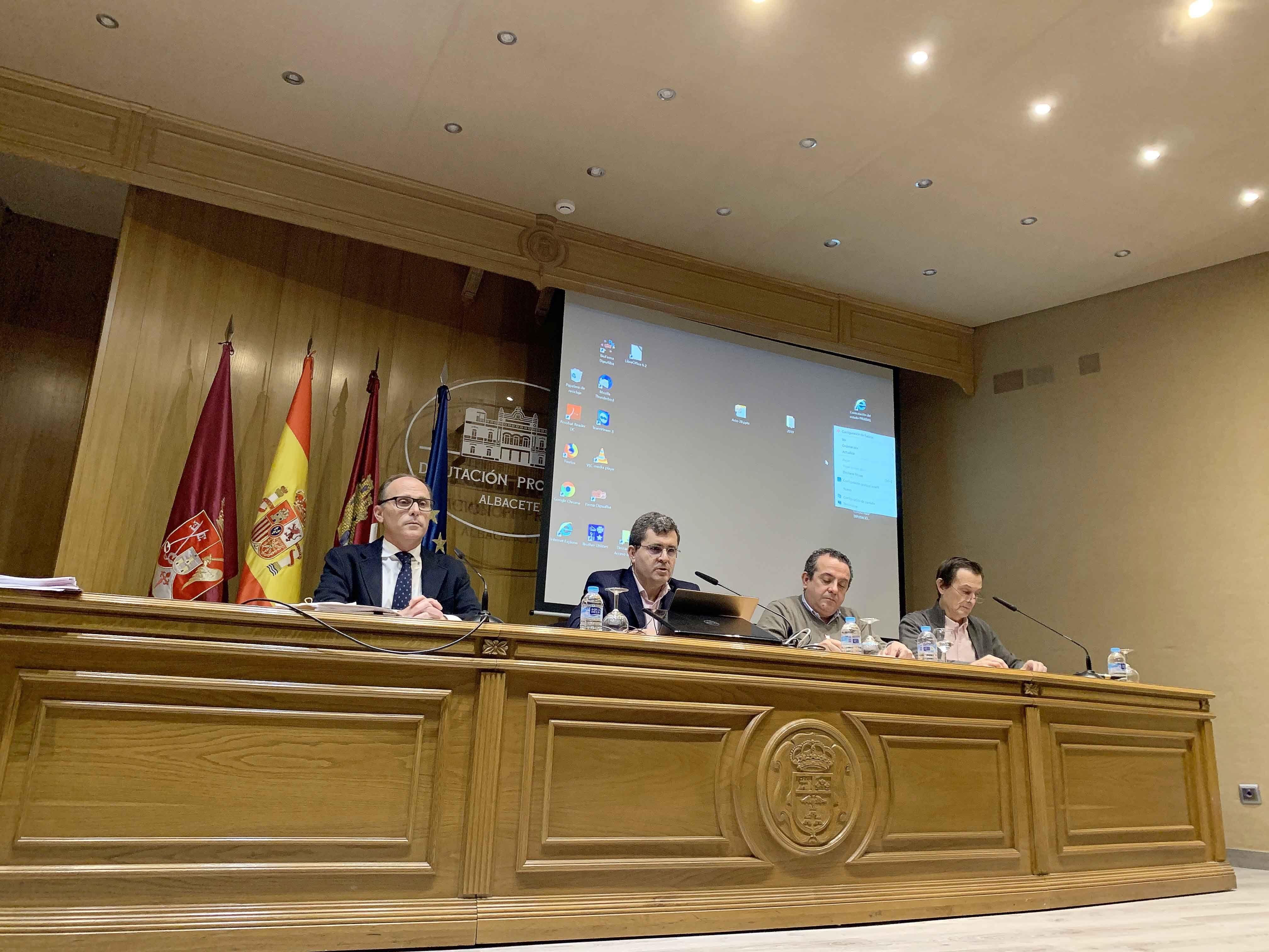 Foto de Asamblea Regional COSITAL