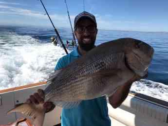 Pesca de fondo Lovit Charter