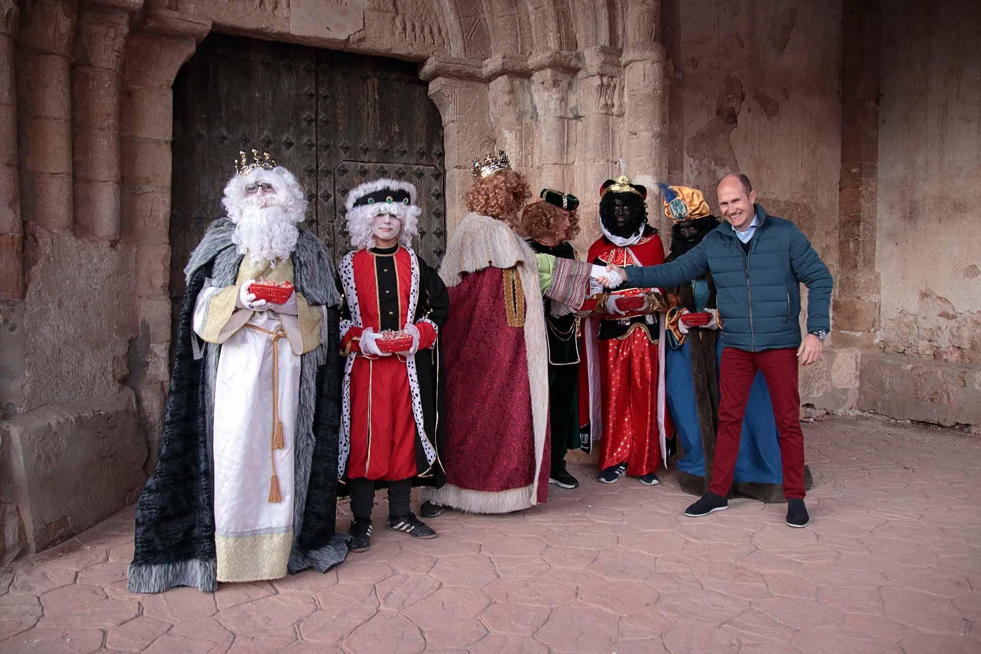 Foto de Reyes Magos en Cereceda