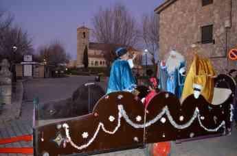 Foto de Reyes Magos en Tamajón