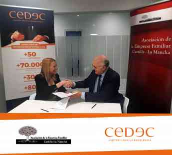 Asociación de la Empresa Familiar de Castilla-La Mancha (AEFCLM)
