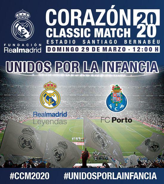 Foto de Corazón Classic Match 2020
