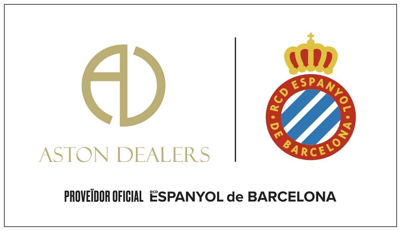 Aston Dealers, nuevo patrocinador del RCD Espanyol