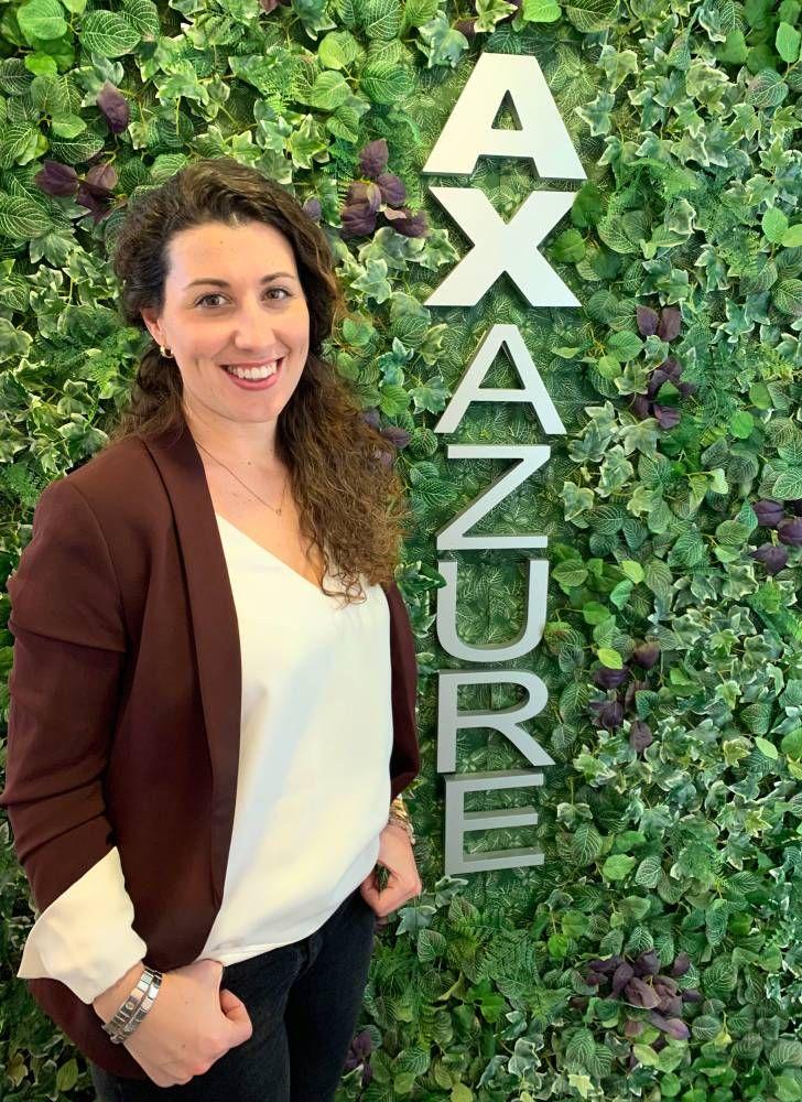 Foto de Natalia Castelló, nueva directora de RRHH de Axazure
