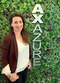 Natalia Castelló, nueva directora de RRHH de Axazure