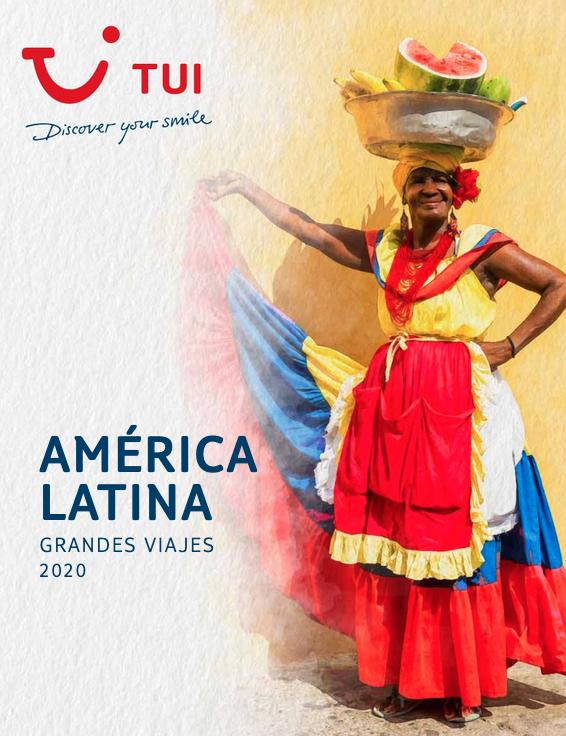 Fotografia Catálogo TUI Grandes Viajes América Latina 2020