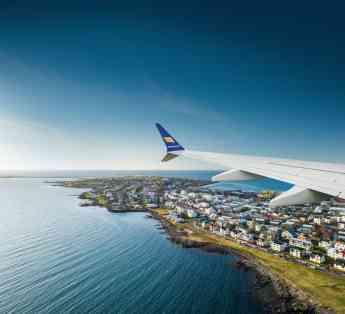 Icelandair lanza tarifas promocionalespara volar a Islandia este