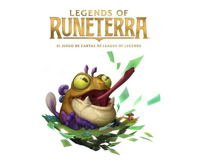 El 24 de enero llega la beta abierta de Legends Of Runeterra