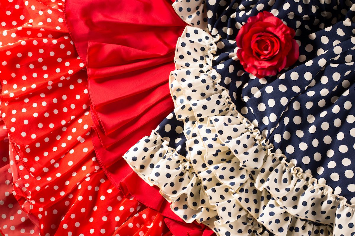 Claves para vestir de flamenca en la Feria de Abril, por Guadalupe Moda Flamenca