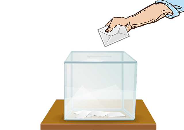 Foto de votacion