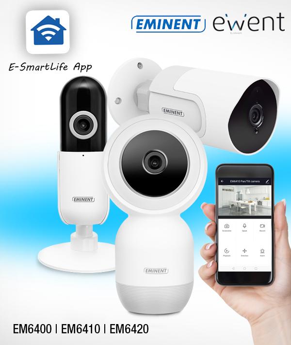 Foto de cámaras IP E-SmartLife