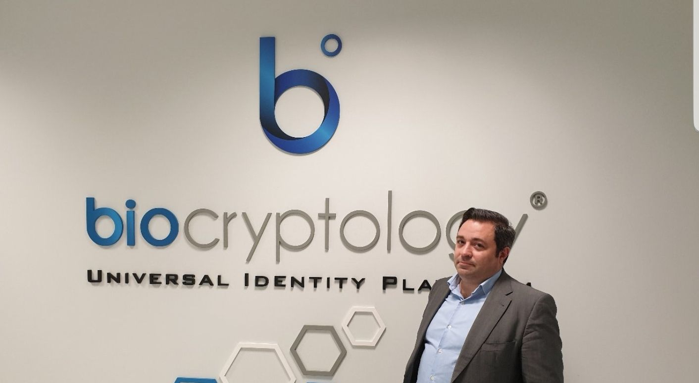 Foto de Raúl Legaz Biocryptology