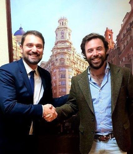 Fotografia Firma Acuerdo